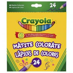Blister 24 lapices de colores Crayola - Imagen 1