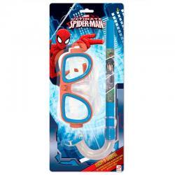 Set gafas tubo Spiderman Marvel - Imagen 1