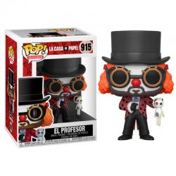 Figura POP La Casa de Papel Professor O Clown - Imagen 1