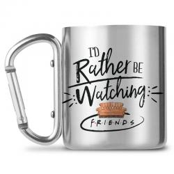 Taza mosqueton Rather Be Watching Friends - Imagen 1