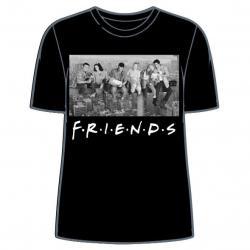 Camiseta Andamio Friends adulto mujer - Imagen 1
