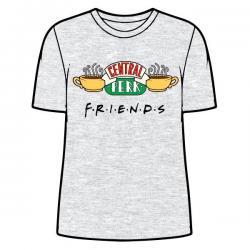 Camiseta Central Perk Friends adulto mujer - Imagen 1