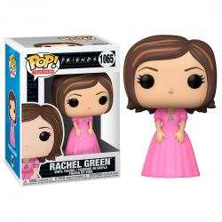 Figura POP Friends Rachel in Pink Dress - Imagen 1