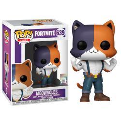 Figura POP Fortnite Meowscles - Imagen 1