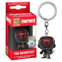 Llavero Pocket POP Fortnite The Scientist - Imagen 1