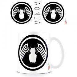 Taza Logo Venom Marvel - Imagen 1