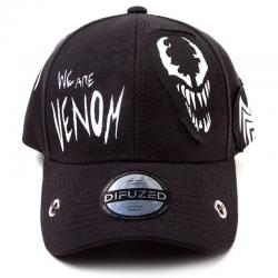 Gorra Venom Grunge Marvel - Imagen 1
