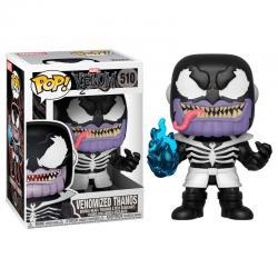 Figura POP Marvel Venom Venomized Thanos - Imagen 1