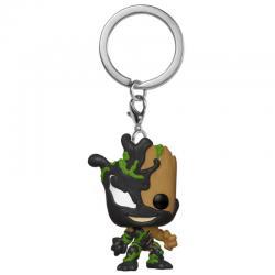 Llavero Pocket POP Marvel Venom Groot - Imagen 1