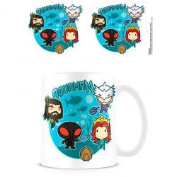 Taza Bubble Battle Aquaman DC Comics - Imagen 1