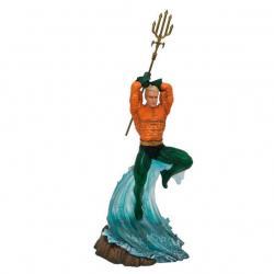 Estatua diorama Aquaman DC Comics 30cm - Imagen 1