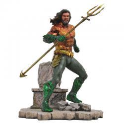 Estatua diorama Aquaman DC Movie Gallery 23cm - Imagen 1