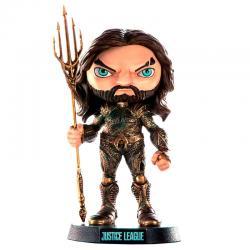 Figura Mini Co Aquaman Liga de la Justicia DC Comics 14cm - Imagen 1