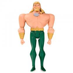 Figura Aquaman Justice League Animated DC Comics 16cm - Imagen 1