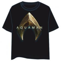Camiseta Aquaman DC Comics adulto - Imagen 1