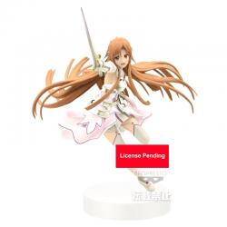 Figura Asuna The Goddess of Creation Stacia Alicization War of Underworld Sword Art Online 20cm - Imagen 1