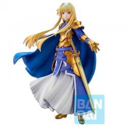 Figura Ichibansho Alice integrity Knight War of Underworld Sword Art Online 17cm - Imagen 1