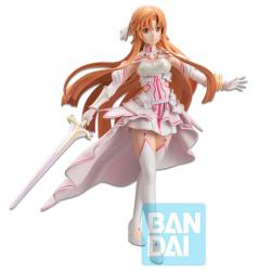 Figura Ichibansho Asuna Goddess of Creation Stacia War of Underworld Sword Art Online 17cm - Imagen 1
