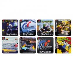 Posavasos Juegos Clasicos Playstation - Imagen 1
