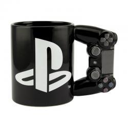 Taza Playstation diseño Mando DualShock 4 - Imagen 1