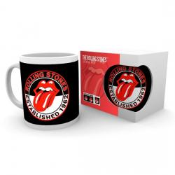 Taza Established The Rolling Stones - Imagen 1