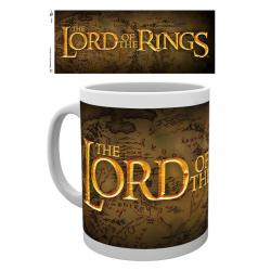 Taza logo Lord of the Rings - Imagen 1