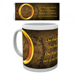 Taza Lord of the Rings One Ring - Imagen 1