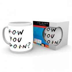Taza How You Doin Friends - Imagen 1