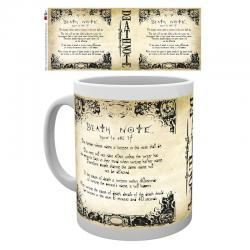 Taza Death Note Rules - Imagen 1