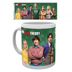 Taza The Big Bang Theory Cast - Imagen 1