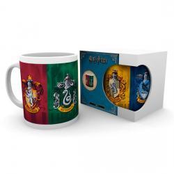 Taza All Crests Harry Potter - Imagen 1