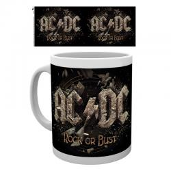 Taza AC/DC Rock or Bust - Imagen 1