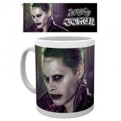 Taza Joker Escuadron Suicida DC Comics - Imagen 1