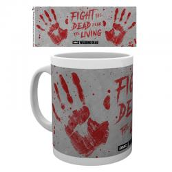 Taza The Walking Dead Hand Prints - Imagen 1