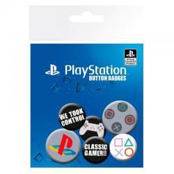 Set chapas Classic Playstation - Imagen 1