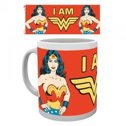 Taza Wonder Woman I am DC - Imagen 1