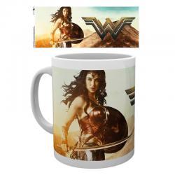 Taza Wonder Woman Movie Sword - Imagen 1