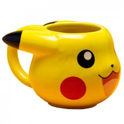 Taza 3D Pikachu Pokemon - Imagen 1