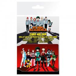 Tarjetero Heroes My Hero Academia - Imagen 1