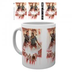 Taza The Walking Dead Season 8 Illustration - Imagen 1