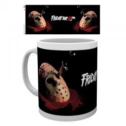 Taza Friday The 13th Mask - Imagen 1