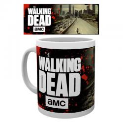 Taza The Walking Dead Season One Key Art - Imagen 1