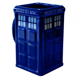 Taza 3D Tardis Doctor Who - Imagen 1