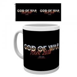 Taza Tour God Of War - Imagen 1