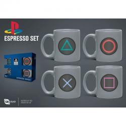 Set taza espresso Playstation - Imagen 1