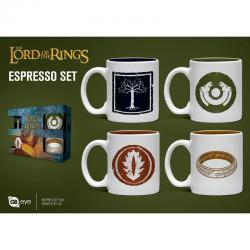 Set taza espresso El Señor de los Anillos - Imagen 1