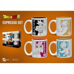Set taza espresso Dragon Ball Super - Imagen 1