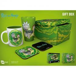 Caja regalo Portal Rick and Morty - Imagen 1