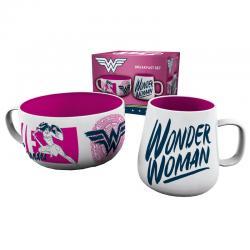 Set desayuno Wonder Woman DC Comics - Imagen 1