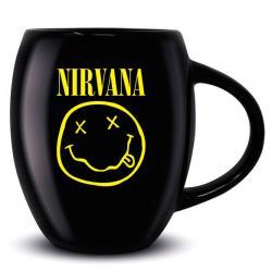 Taza Smiley Nirvana - Imagen 1
